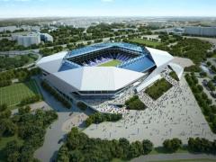【画像】ガンバの新スタジアムの外観!要塞感が凄いwwww