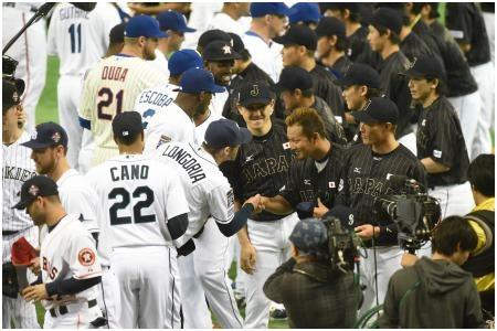 NPB「日米野球にはスーパースターも呼んだのに」 alt=