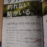 『DAIWA 2011鮎カタログ キタ――――っ!!!!!!!!!』の画像