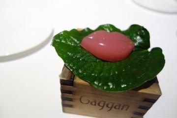 インドのバンコク Gaggan