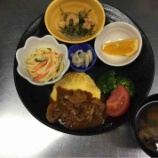 『太田昼食(とろとろ卵のビーフソースがけ)』の画像
