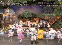 CDTVライブ!ライブ!「AKB48×サンリオのキャラクターたち」キャプチャまとめ