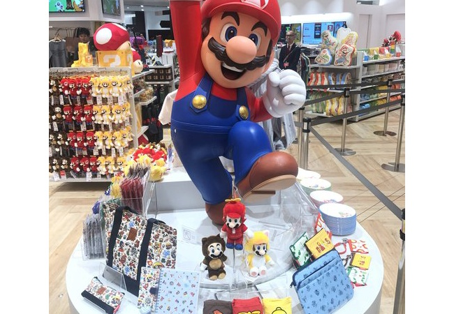 『Nintendo TOKYO』がめっちゃ楽しそう!!