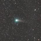 『やや期待外れか?デカQによるジョンソン彗星(C/2015 V2)』の画像