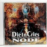『【×年前の今日】1992年9月23日:DIE IN CRIES - NODE(3rd ALBUM)』の画像