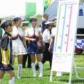 第67回湘南ひらつか七夕まつり2017 その33(神奈川県警察音楽隊/カラーガード隊)