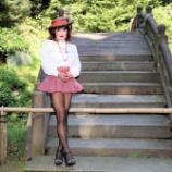 『ハイウエストのミニスカート ~私の好きなファッションのひとつ~』の画像