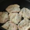 簡単おかず「梅しそ薄切りカツ」「野菜の卵とじ」2品弁当