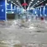 【動画】中国、今度は広州市の地下鉄が水没!豪雨で水が駅に流れ込む、その様子