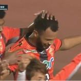 『【レノファ山口】4-1で琉球に逆転勝利! DFヘナン加入3年目で来日初ゴール!! 連敗を3でストップ』の画像