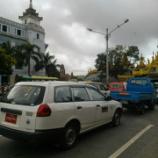 『ヤンゴン市内の様子 ヤンゴン旅行記3』の画像
