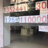 『貸店舗 220万円/月ナリ』の画像