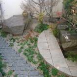 『豊川Ⅰ医院様 中庭』の画像