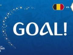 【 速報 】日本代表、先制!決めたのは原口元気!!!!日本代表 1-0 ベルギー