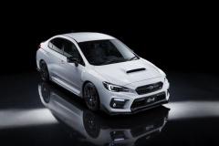 スバル、スポーツセダン「WRX S4 STI Sport♯」の概要を発表! 500台限定モデル