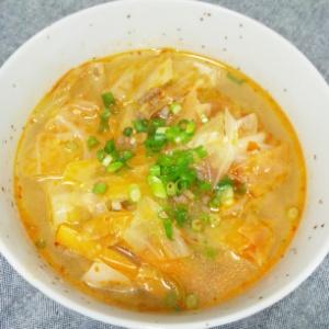 キャベツの味噌鍋