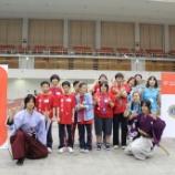 『【熊本】ライオンズクラブ国際大会のユニファイドボッチャチャレンジマッチに参加しました。』の画像