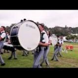 『【DCI】ドラム必見! 2019年キャバリアーズ・ドラムライン『カリフォルニア州パサデナ』本番前動画です!』の画像
