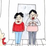 【高齢な親の話】母 デイサービスに行くの巻②