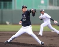 【朗報】オリックス・竹安、紅白戦で2回0封【阪神で人的保証】