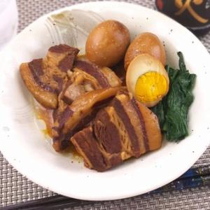 ハチミツで深い味わいに♪豚の角煮