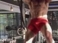 ◆画像◆スパッツ履いて懸垂するセルヒオ・ラモスのナニがナニすぎると話題に!