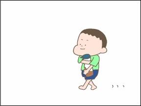 【4コマ漫画】ちょくちょく「喉乾いたー」と言われるのが面倒臭い