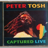『Peter Tosh「Captured Live」』の画像