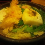 『今年も年越し蕎麦は【小花庵】の「鍋焼きうどん」@兵庫・川西』の画像