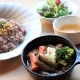 『今週のランチ(2/25~さば味噌煮&ヘルシーカレー)』の画像