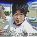 【衝撃映像】愛知で女性が乗る車に突然飛び乗りフロントガラスを叩き割る男(無職)が出没 → 親同伴で出頭して逮捕! ドラレコの動画が怖すぎる・・・