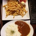 『快活クラブのポテトを食べに3人で行ってきました!』の画像