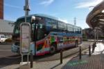 電車だけじゃーない!京阪バスにも『機関車トーマス号』がある!~なんば、京都からも交野市に直行できますよ~