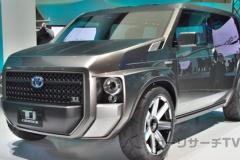 Tjクルーザー2020年発売へ、トヨタのSUV+ミニバン