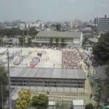 『戸田第一小学校で運動会』の画像
