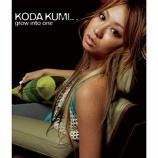 『【×年前の今日】2003年3月19日:倖田來未 - grow into one(2nd ALBUM)』の画像