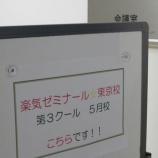 『楽気ゼミナール東京校シーズン3 第6回 演習編レポート』の画像