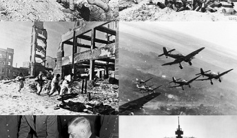 彡(゚)(゚)が第二次世界大戦の珍事に遭遇するスレ