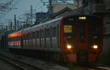 『9/24 鹿児島本線で朝から夕方まで撮影 その1』の画像