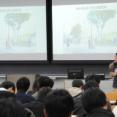 大阪市立大の学生が感じた「ビッグイシュー販売者への親近感」とは? ―大阪市立大学へのビッグイシュー出張講義レポート
