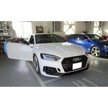 『【スタッフ日誌】新型 Audi RS5にご入庫を頂きました!』の画像