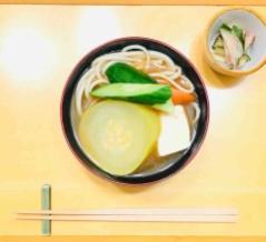 <味噌汁ざっくりレシピ00937> 夏の土用を楽しむ味噌汁