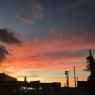 『綺麗な夕焼け(*´Д`*)(*´Д`*)』の画像