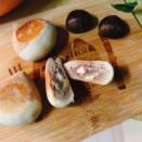 【ダイエットパン】フライパンで!ザクッとふわふわ♪米粉の栗あんパン