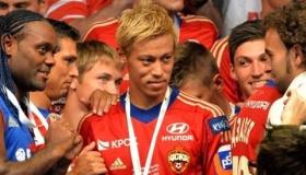 【サッカー】  本田圭佑  13日 ロシアスーパー杯 CSKA vs ゼニト戦 3-0   海外の反応