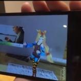 『【技術者ブログ】動画テクスチャ+3DCG』の画像