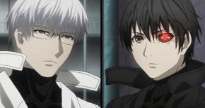 【東京喰種:re 2期】第14話 感想 白と黒の死神