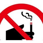 マンションの部屋に ベランダでタバコ吸わないでくださいって張り紙された…