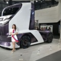 東京モーターショー2019コンパニオンを見たよ。走るリビングだらけ?いすゞのトラックはかっこいい!