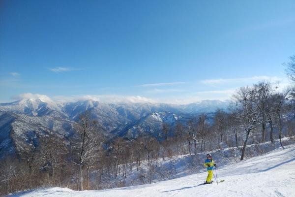 奥 只見 丸山 スキー 場